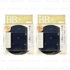 Shiseido - Integrate Gracy Essence Powder BB SPF 22 PA++ - 2 Types