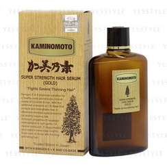 KAMINOMOTO - Sérum Cheveux Super Force Or