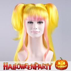 Party Wigs - Halloween Party Wigs - Banana Angel