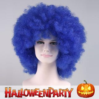 Party Wigs - Halloween Party Wigs - Bubble Lucy