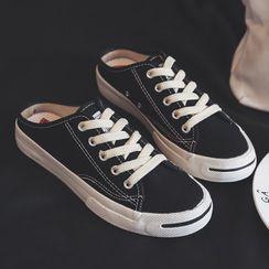 Weiya - 繫帶輕便鞋