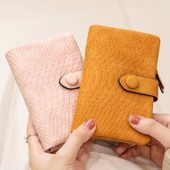 BAUQBAU - Zip Print Wallet