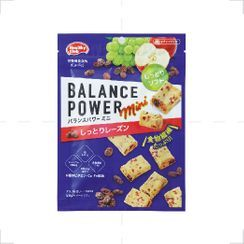 Hamada - Healthy Club Balance Power Mini Raisin Biscuit 70g