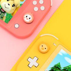 ZYUN - 动物矽胶Nintendo Switch摇杆帽