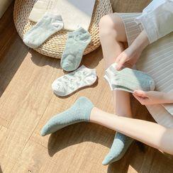 Wolfhara - 印花襪子