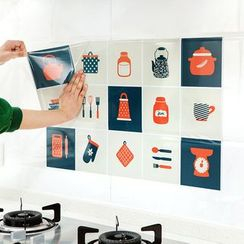 Home Simply - Foldable Kitchen Wall Sticker