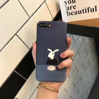 Jaguara - 小兔子iphone 6/ 6S / 6S Plus / 7 / 7 Plus / 8 / 8 Plus 手機殼