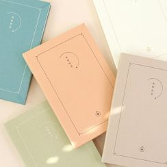 iswas - ''Paperian'' Series Colored Diary - (S)