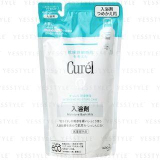 花王 - Curel Intensive Moisture Care Moisture Bath Milk Refill
