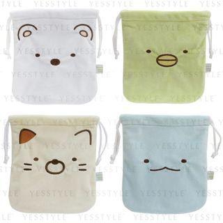 SunToys - San-X Sumikko Gurashi Drawstring Bag - 4 Types