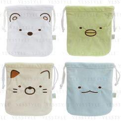 SunToys - San-X Sumikko Gurashi Drawstring Bag 1 pc - 4 Types