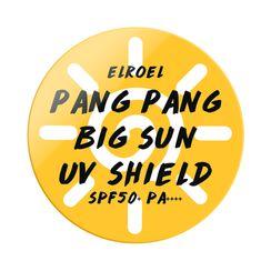 ELROEL - Pang Pang Big Sun UV Shield