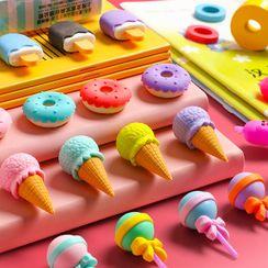 Fun House - 食物橡皮擦 (多款设计)