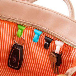 Home Simply - Set of 2: Bag Hooks