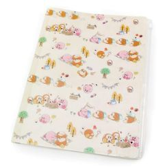 ITS' DEMO - Kirby Clear Document Folder 6P (picnic)