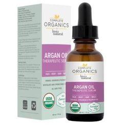InstaNatural - Complete Organics: Argan Oil Therapeutic Serum