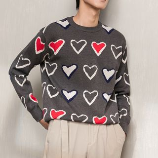 Orizzon - Heart Sweater