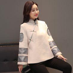 Bohomina - 立領套衫