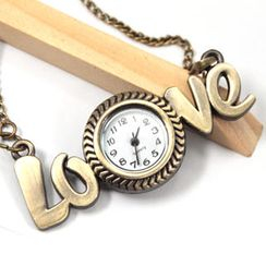Fit-to-Kill - LOVE Pocket Watch