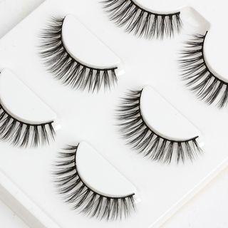 Marlliss - False Eyelashes (3D-08) (3 pairs)