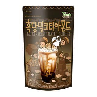 Tom's Farm - Black Sugar Milk Tea Almond 190g