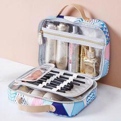 Evorest Bags - Printed Makeup Bag