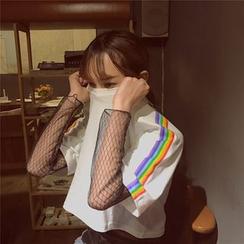 Cerauno - 彩虹短袖T裇