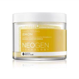 NEOGEN - Exfoliante a base de limón Dermalogy Bio-Peel Gauze Peeling Lemon (Versión original) 200ml
