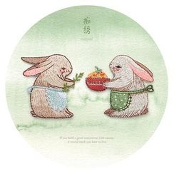 Embroidery Kingdom - Rabbit Patch