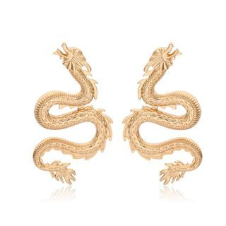 BAST - Rhinestone Earring / Necklace (Various Designs)