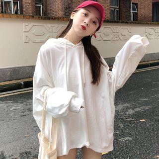 Chogen - Hooded Long-Sleeve T-Shirt