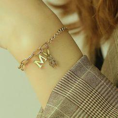 Tenri - Stainless Steel Rabbit Bracelet