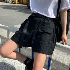 Magma - 口袋短裤