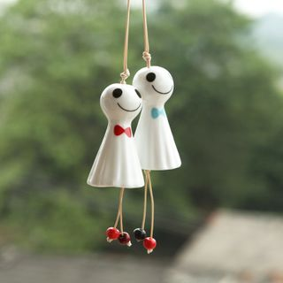 Cancion - Teru Teru Bozu Hanging Decoration