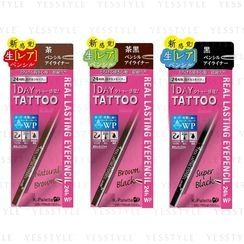 K-Palette - 1 Day Tattoo Real Lasting Waterproof Eye Pencil 24H - 3 Types