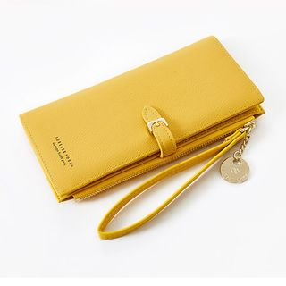 tablarosa - Faux Leather Long Wallet