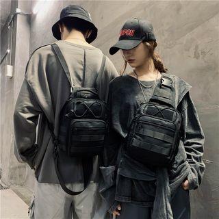 Carryme - 纯色斜背包
