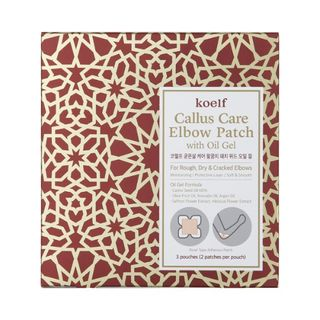 PETITFEE - koelf Calluse Care Elbow Patch With Oil Gel