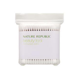 NATURE REPUBLIC - Beauty Tool Cotton Swab 300pcs