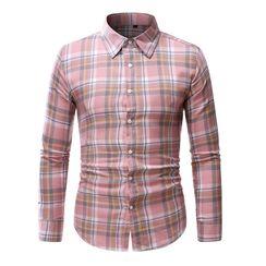 Andrei - Plaid Shirt