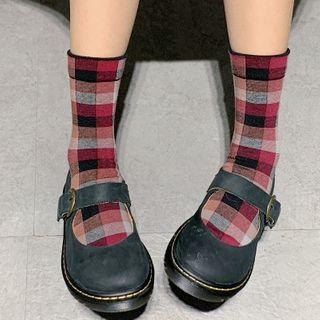 ASAIDA - Check Socks