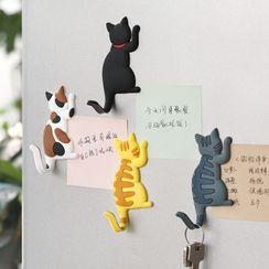 云木良品 - 猫冰箱磁铁