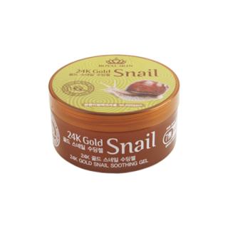 ROYAL SKIN - 24K Gold Snail Soothing Gel 300ml