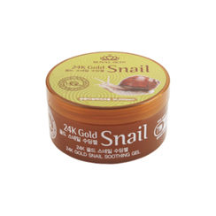 ROYAL SKIN - 24K Gold Snail Soothing Gel 300ml