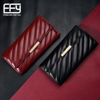 Dionysus(ディオニュソス) - Faux Leather Long Wallet