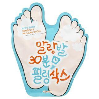 A'PIEU - Soft Foot 30 Minute Peeling Socks 1pair
