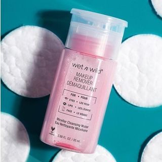 Wet N Wild - Makeup Remover - Micellar Cleansing Water