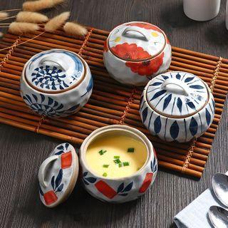 Cutie Pie(キューティーパイ) - Print Ceramic Stew Pot