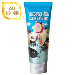 Elizavecca - Mascarilla Hell Pore Clean Up Mask 100ml