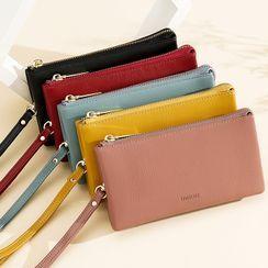 tablarosa(タブラロザ) - Faux Leather Long Wallet
